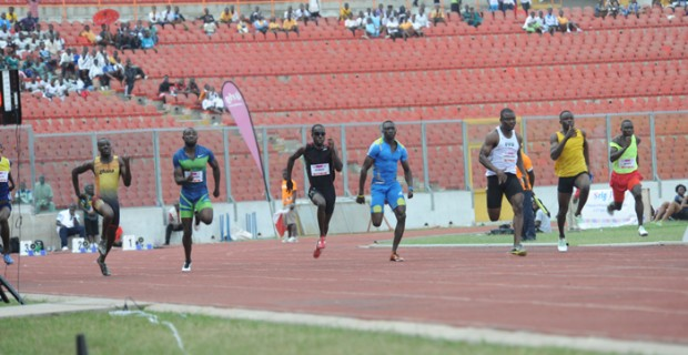 The following are the national records in athletics in Ghana maintained by Ghana's national athletics federation: Ghana Athletics Association (GAA).