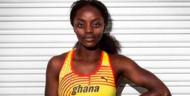 African 4x100m bronze medalist Flings Owusu-Agyapong ran the fastest 60m time in the world at the Gotham Cup in New York last Friday, 16th January. Her performance also equaled Vida Anim's national record for the distance.