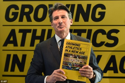 Ghana Athletics is proud to come out today in support of Sebastian Coe's bid for the Presidency of the IAAF. We believe Seb has the integrity, knowledge, skills, understanding, experience, vision and temperament necessary to lead our global organization f