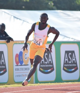 Martin Owusu-Antwi will be hoping to improve on his personal best 20.73(PB) which he achieved in the men's 200m final at the Soga-Nana Memorial meet on 8th July, 2016 at his new base.